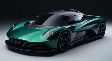 Aston Martin Valhalla, l'hypercar plug-in hybrid da 950 cv