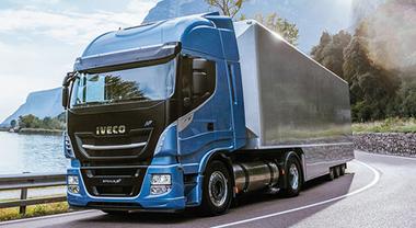 Iveco, commessa da record: 100 Stralis a gas a Nrg Argentina. E' la più grande per veicoli commerciali del Sud America