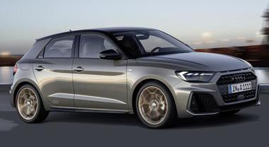 Audi, arriva la nuova A1: design elegante e sportivo, dimensioni maggiori e motori solo TFSI