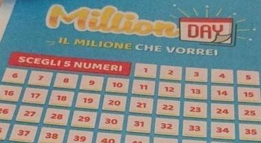 Million Day, estrazione di oggi lunedì 7 gennaio 2019: tutti i numeri vincenti