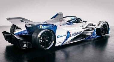 BMW, partnership con Einhell per attività sportive della scuderia Andretti in vista dell'esordio nella stagione 5