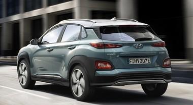 Kona electric, passerella a Ginevra per il primo b-suv a batteria Hyundai. Avrà 2 livelli di autonomia, 240 e 390 km