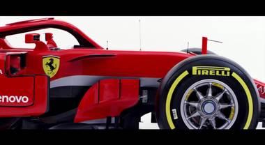 Ferrari SF71H, la nuova monoposto del Cavallino per l'assalto al titolo F1 2018