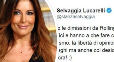 Selvaggia Lucarelli lascia la direzione di Rolling Stone Italia: ecco cosa è successo