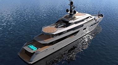 """Tankoa S701 """"Solo"""", capolavoro italiano che debutterà al Monaco Yacht Show 2018"""