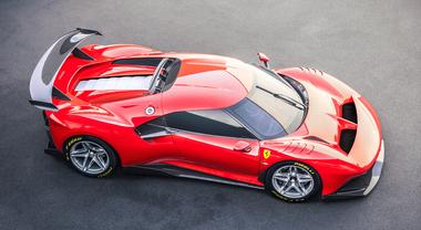 Ferrari P80/C, il più estremo dei progetti one off del Cavallino