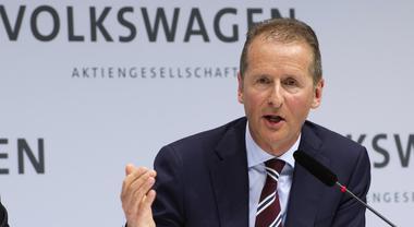 VW Group, Diess: «Moderni diesel avranno ruolo chiave sulla CO2». L'ad annuncia iniziativa rottamazione in Germania