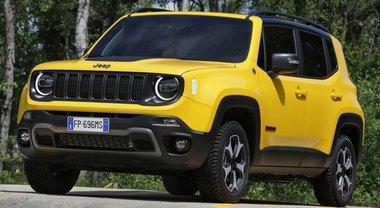 Fca, Jeep Renegade ibrida plug-in sarà prodotta a Melfi. Il lancio nel 2020