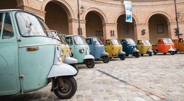 Ape Piaggio, il celebre tre ruote festeggia i suoi primi 70 anni. Raduno a Salsomaggiore dal 21 al 23 settembre