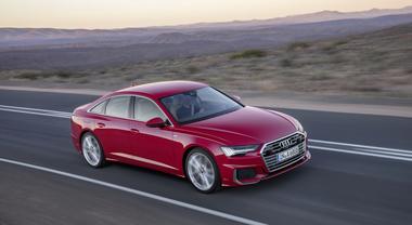 Audi A6, stile e tecnologia ai massimi livelli