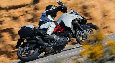 V4 Granturismo, inizia una nuova era per i motori Ducati. Il propulsore equipaggerà la prossima generazione di Multistrada