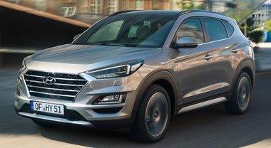 Hyundai, offensiva Suv: vantaggi fino a 4.800 euro per rottamazione o permuta