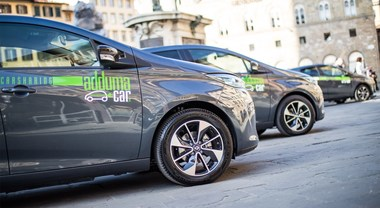 Adduma Car, a Firenze parte il car-sharing con tariffe low coast