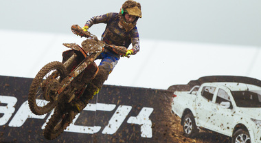 Cairoli: «Fullback perfetto per lavoro e tempo libero, c'ho fatto anche un salto da motocross»