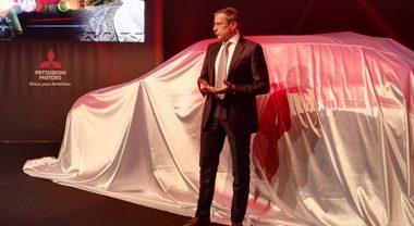Mitsubishi, Ronconi: «Con Eclipse Cross puntiamo ad attrarre giovani e donne»