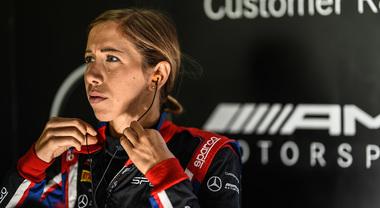 Francesca Linossi, una vera campionessa. Dai kart alle GT3 è un crescendo costante
