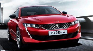 508, grandeur francese. Peugeot rinnova la sua ammiraglia: linea da coupé, eleganza e tanta tecnologia
