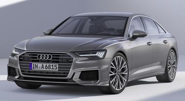 Nuova Audi A6, sfila la signora dei quattro anelli: classe e tecnologia sotto i riflettori