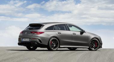 Mercedes CLA Shooting Brake: si rinnova la wagon sportiva della Stella