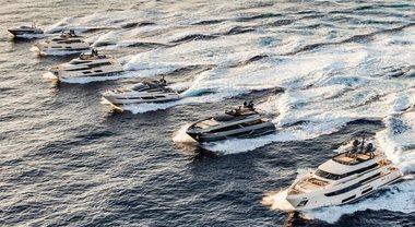 Ferretti Group punta sul Versilia Yachting Rendez-vous: in mostra 7 modelli della flotta