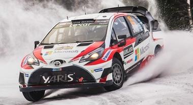 Al via il Rally di Svezia. Ogier e Latvala hanno vinto le ultime 6 edizioni, ancora un duello Fiesta vs Yaris?