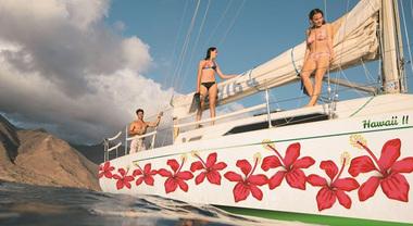Extreme Wrap, la pellicola magica per decorare la barca e fare a meno dell'antivegetativa
