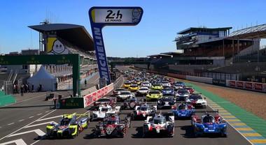 """La 24 Ore di Le Mans spostata al 19 settembre. Sarà l'edizione più """"notturna"""" della storia"""