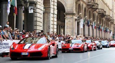 Parco Valentino 2019, dalla F1 alle auto elettriche. Dal 19 al 23 giugno a Torino attese oltre 600.000 persone