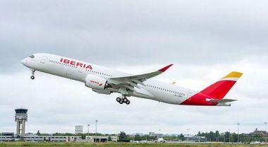 Avaria al motore, atterraggio d'emergenza a Malpensa per il volo Iberia da Madrid