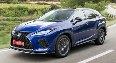 I consumatori promuovono Lexus marchio record per affidabilità e soddisfazione del cliente