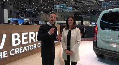 Citroen porta a Ginevra numerose novità: dal nuovo Berlingo alla C4 Cactus