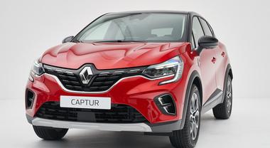 Nuova Captur, l'evoluzione di stile e tecnologia della best seller di Renault