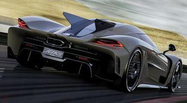 Koenigsegg Jesko Absolut, obiettivo: 500 km all'ora: Punta ad essere l'auto più veloce del mondo