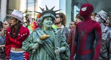 The Amazing Spider-Man 2 - Il potere di Electro, stasera in tv, oggi martedì 20 marzo su Rai4