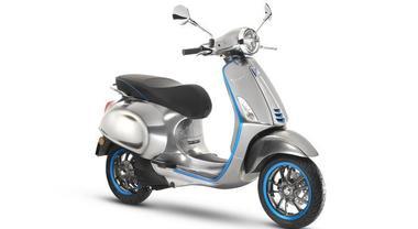 Vespa, al via a settembre la produzione della versione elettrica. Prenotabile da inizio ottobre solo on line