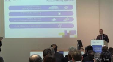 Fca, Gorlier: «Confermiamo piano di investimenti da 5mld per l'Italia»