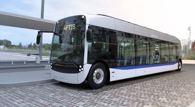 Alstom consegna il primo autobus elettrico a Strasburgo