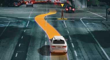 Toyota, arriva TRI-AD: il software AMP che adatta le mappe grazie a sensori e telecamere di bordo