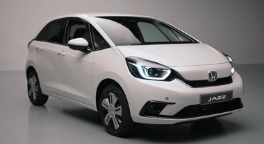 Honda accelera sull'elettrificazione con la nuova generazione di Jazz che fa da apripista