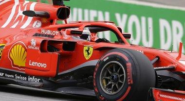 F1, le immagini del GP del Brasile