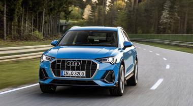 Audi Q3, l'evoluzione del Suv compatto