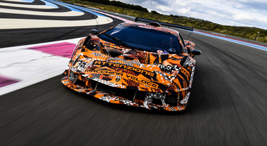 Lamborghini SCV12: la hypercar Squadra Corse è pronta per il debutto