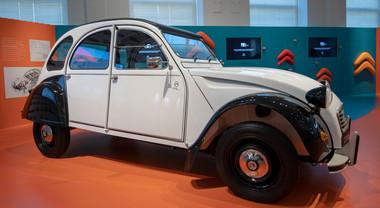 Citroën alla Settimana milanese del Design mette in risalto la sua storia centenaria