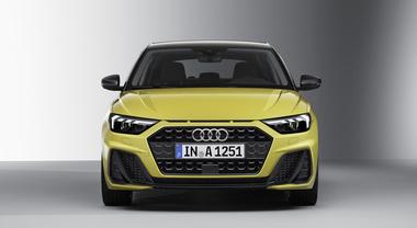 Audi A1 Sportback, ecco la 2^ generazione della compatta dei Quattro Anelli