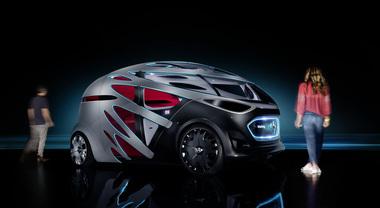 Mercedes Vision Urbanetic: il trasporto nella città del futuro