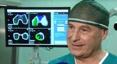 L'ortopedico Norberto Confalonieri a processo: è accusato di corruzione e lesioni