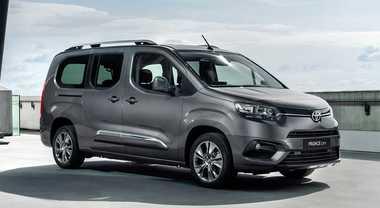 Toyota, con Proace City i commerciali diventano un business: nel 2020 arriva l'elettrico e 100mila unità nel mirino