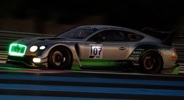 Blancpain Gran Turismo, successo Bentley 6 Ore del Paul Ricard