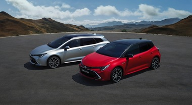 Toyota Corolla, ecco la nuova media globale