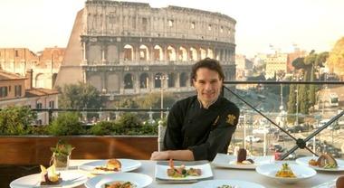 Chef Di Iorio: «La mia cucina da Oscar? Valorizza le materie prime»